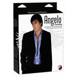 Кукла для секса Loverboy Angelo Liebespuppe